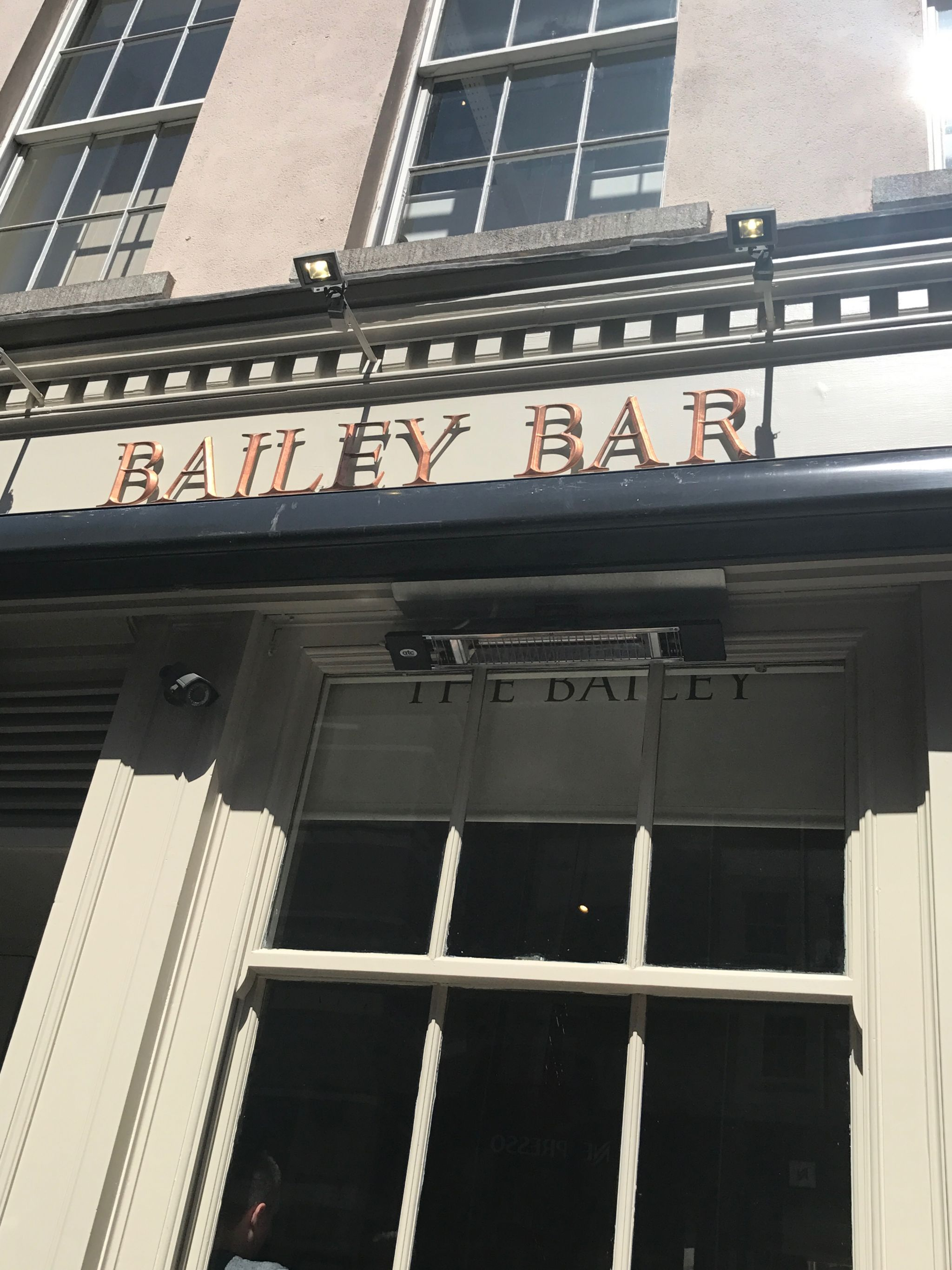 The Bailey Bar – Dublin