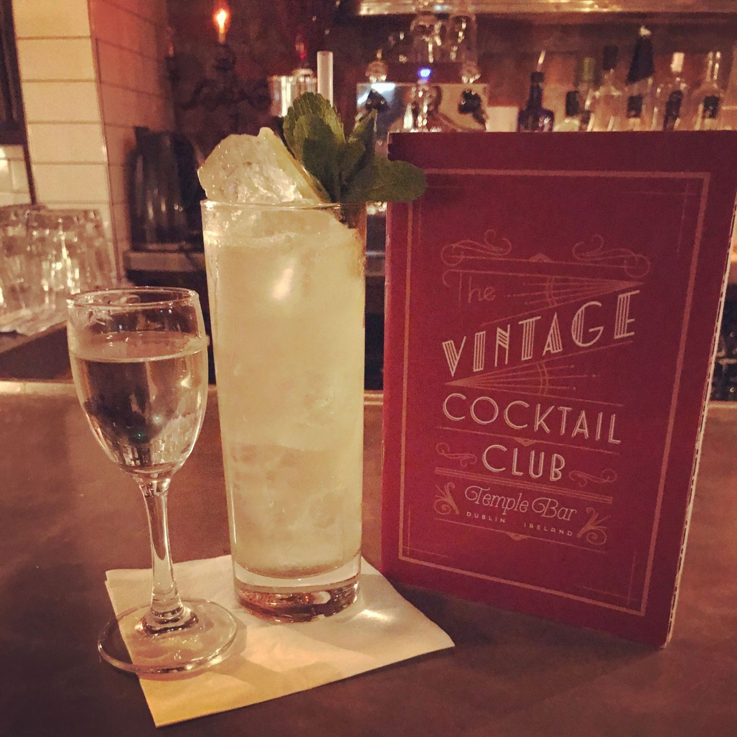 The Vintage Cocktail club – Temple Bar's little secret