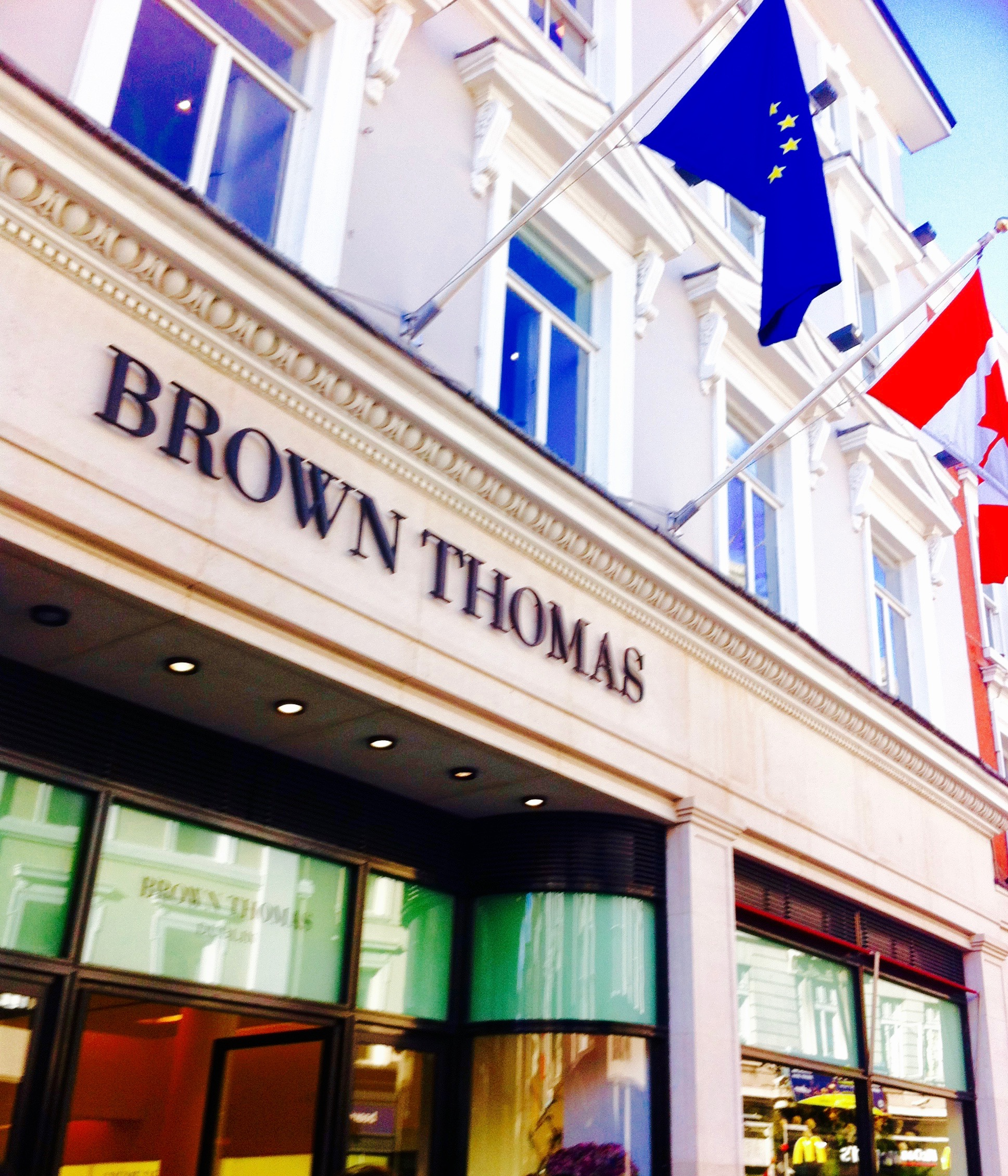 Places to shop: Brown Thomas