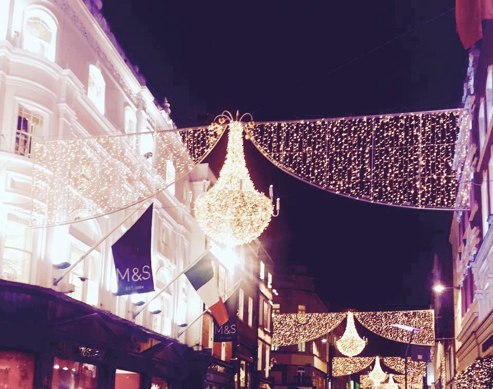Pre- Christmas Dublin trip