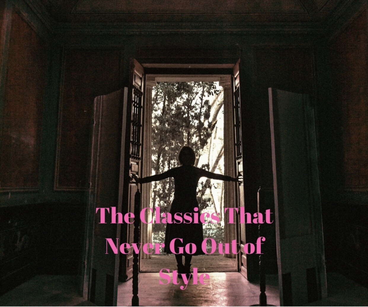 The classics that never go out of style – Guest blog article by Amy Mia Goldsmith
