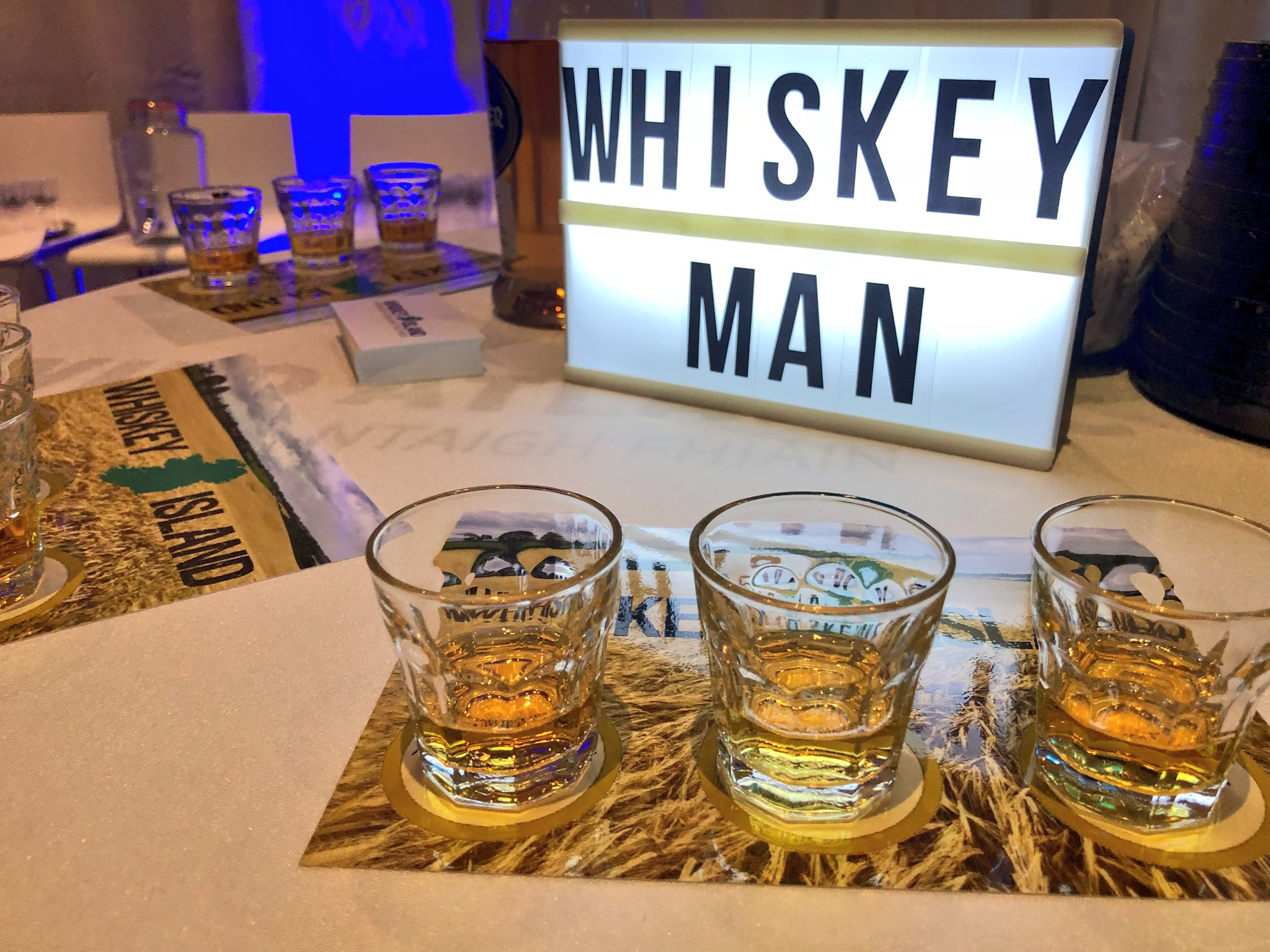 Featured Supplier – Whiskey Island