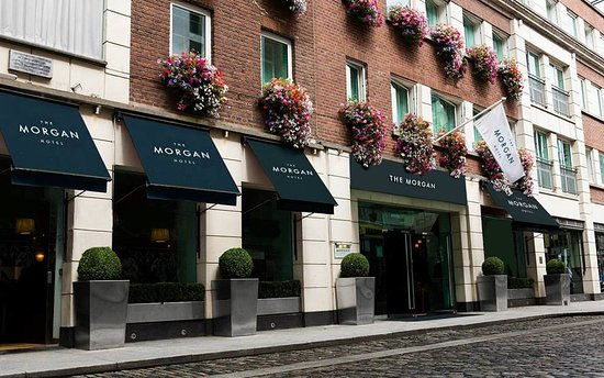 The Morgan Hotel – Dublin