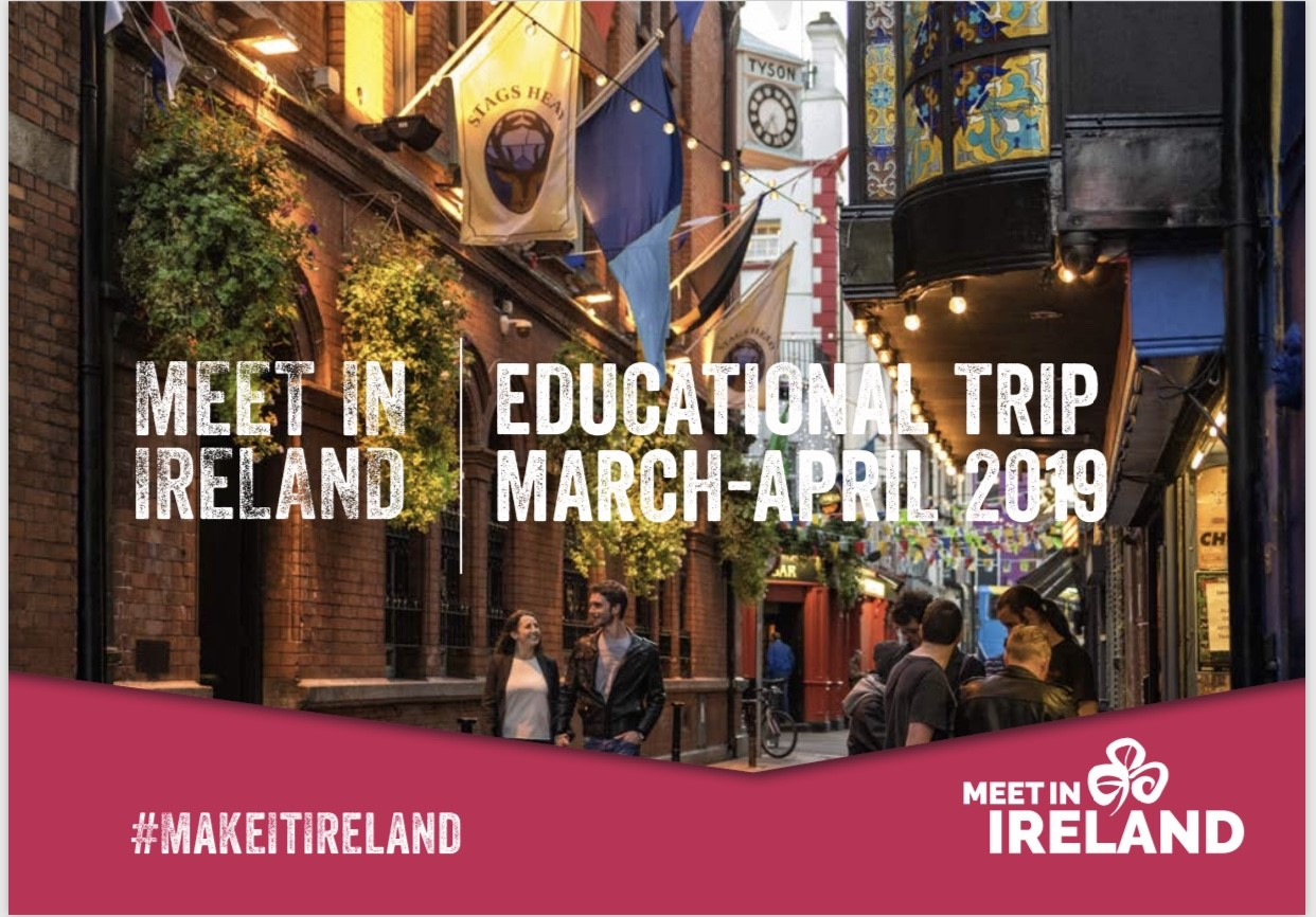 Meitheal 2019 – Visiting Dublin with Meet in Ireland