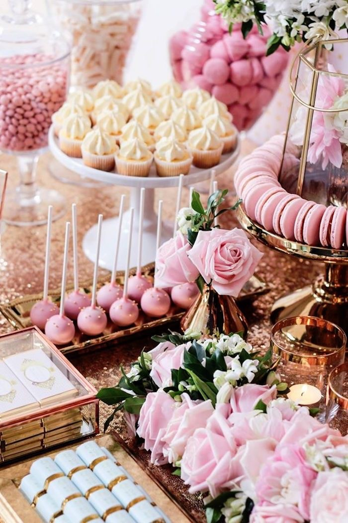 Dessert Table Goals