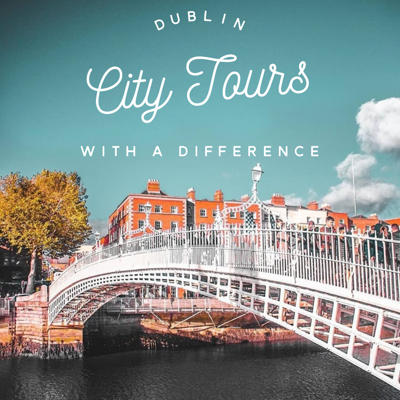 Dublin city tours with a difference