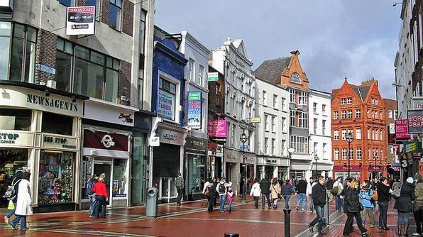 Dublin Hotspots – Grafton Street