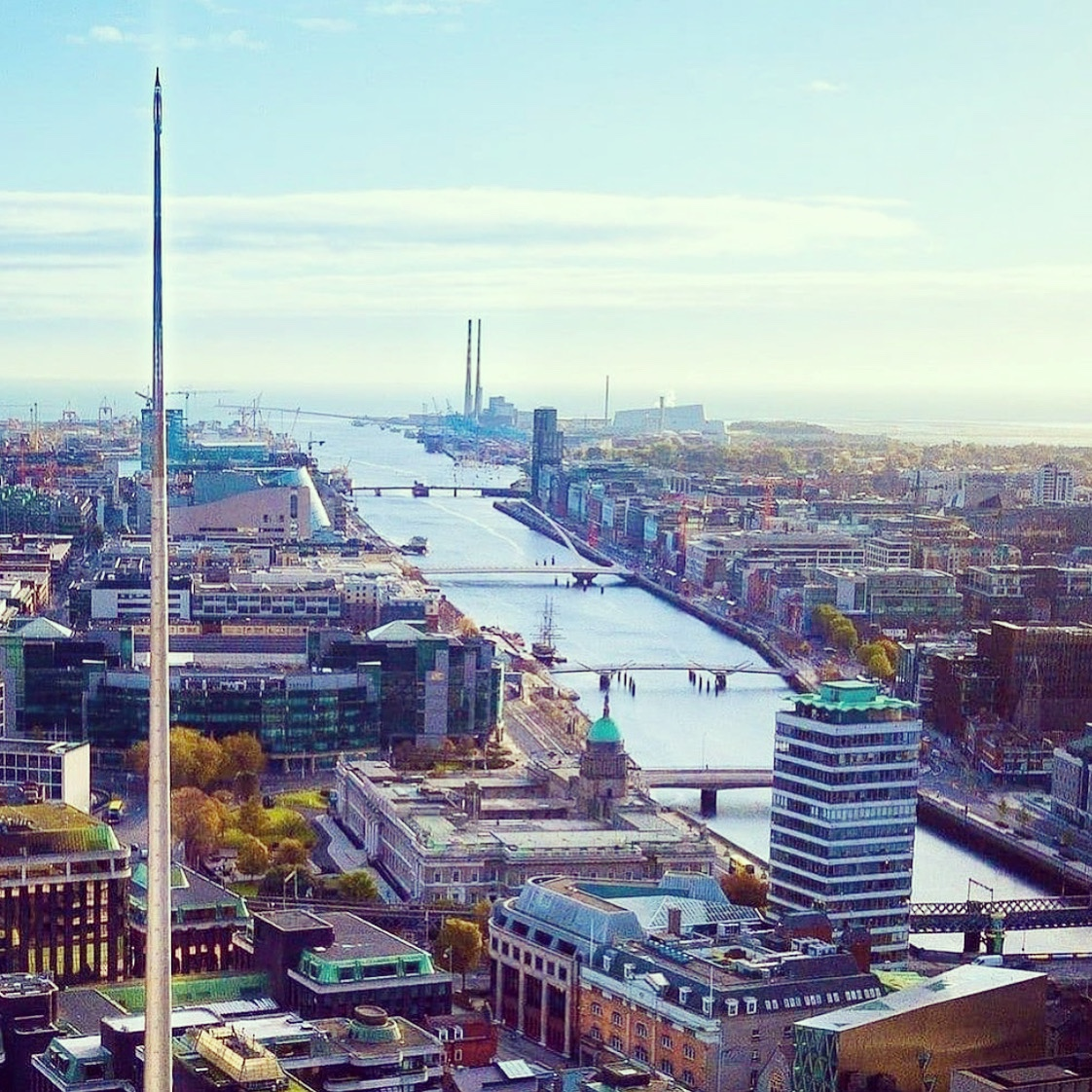 Why Dublin for High End Luxury Travel And Events? – Wallace Travel Group and Destinations Unlimited Give Us The Scope!